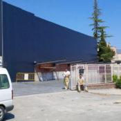 Obras hechas en naves en Alicante