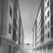 Imagen de un edificio construido