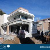 Construcción nueva en Alcoy de una casa
