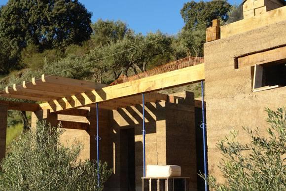 Construcci n de casas totalmente ecol gicas y eco eficientes - Construccion de casas ecologicas ...