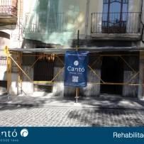 REHABILITACIÓN DE FACHADA EDIFICIO EN ALCOY