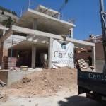 Construcción de vivienda en escultor peresejo 10